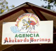 """AGENCIA DE BUSES """"ABELARDO BARINAS"""""""